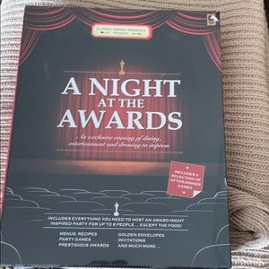 New in box Night at the Awards Kit